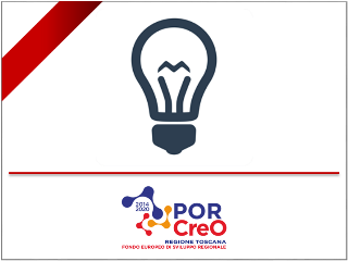 Por Creo Fesr 2014-2020 – Obtained financing for supporting innovation and development services