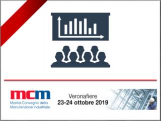 Partecipazione di SINT Technology alla Mostra Convegno Manutenzione Industriale, Verona 23-24 ottobre 2019