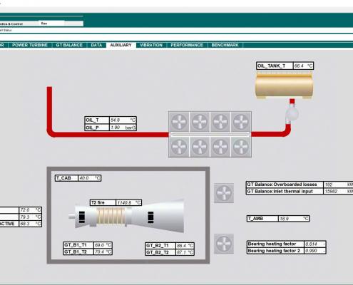 HMI system monitoring