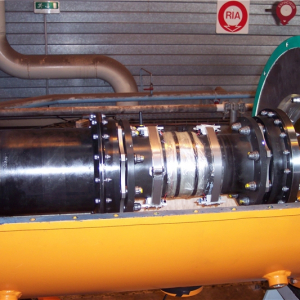 centrifugal compressor torque measurement with temeletry system