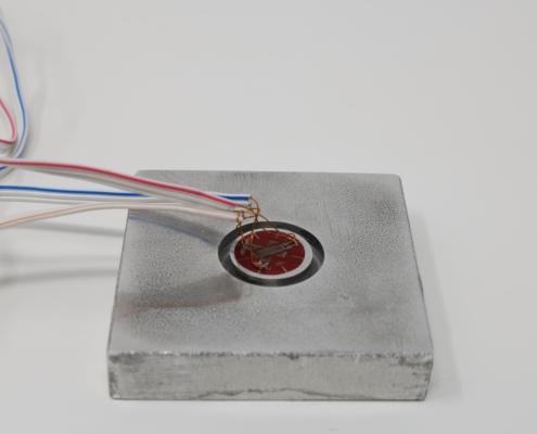 Ring Coring alluminum