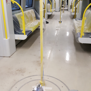Train measurement system