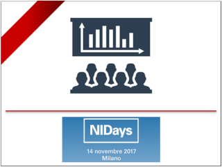 SINT Technology at the National Instrument Days, November 14th 2017, Milan