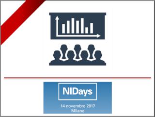 Partecipazione di SINT Technology al National Instrument Days, 14 novembre 2017, Milano