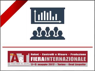 SINT Technlogy ad A&T - Fiera Internazionale per l'Industria Manifatturiera 2017, Torino